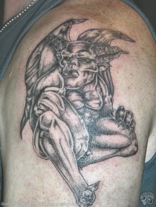 Gargoyle Tattoos photo gallery