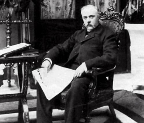 Juan Idiarte Borda in 1895