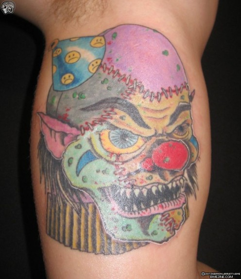 Zombie Tattoos photo gallery