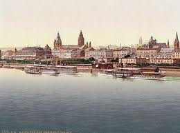 A view from the Rhein.