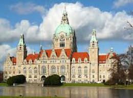 Town Hall, Hanover