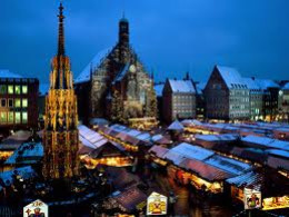 Christmas Time, Nuremberg
