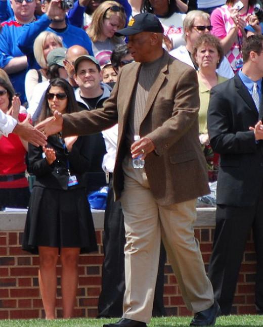 Mr. Cub Ernie Banks