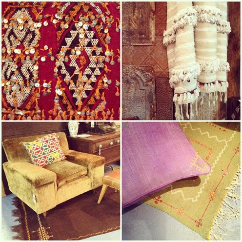 Create an Ethnic Chic Room