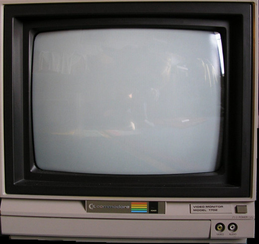 Commodore Video Monitor