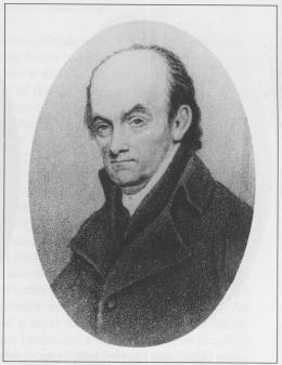 Johannes Theodosius van der Kemp