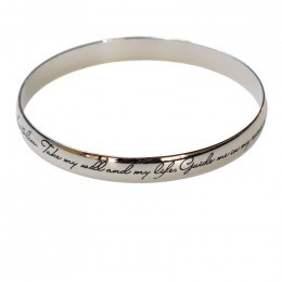Narcotic Anonymous 3rd Step Prayer Bangle
