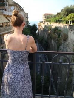 Beautiful Views of Sorrento