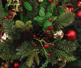 Wreaths can be season specific or they can be designed to complement with each season.