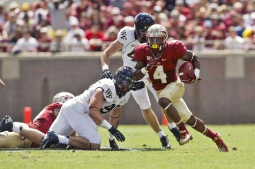 RB Chris Thompson (Florida State)
