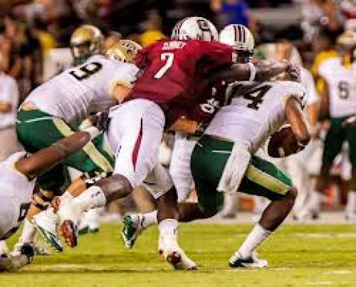 DE Jadeveon Clowney (South Carolina)