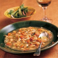 Recipe - Tuscan Bean Soup
