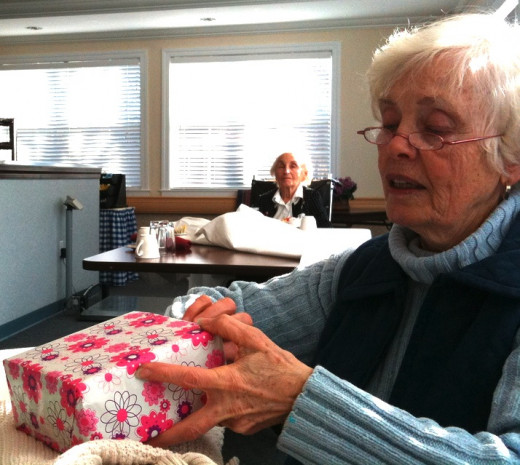 It's not always easy to find a gift that an older person will truly appreciate.