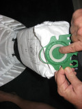 plastic closing mechanism