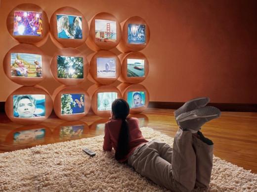 Multiple TVs