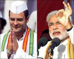 Narendra Modi versus Rahul Gandhi context in the offing