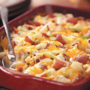 Make a casserole
