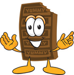 """Just Say No"" to crazy, chocolate behavior!"