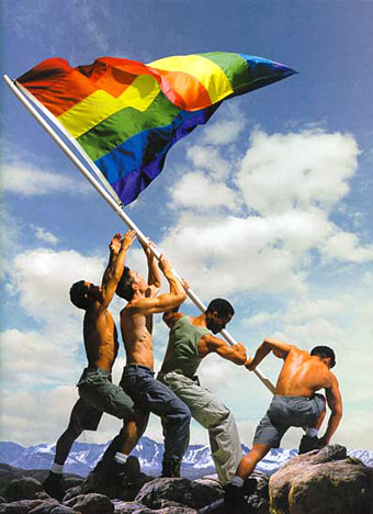 The Few, The Proud, The Gay!