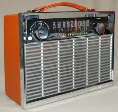 Transistor Radio's set the stage for future radio broadcasting.  When it was released it became an instant hit.