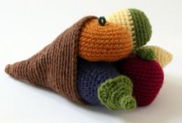 Cornucopia Crochet Pattern