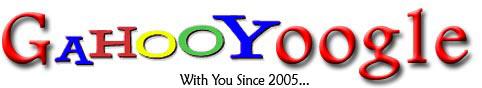 Google + Yahoo = GahooYoogle