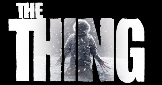 Watch whoever you're with real close. They could be one of those Things. The Thing 2011