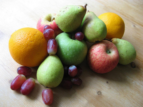 Fruit:  One of the best health food choices to snack on.
