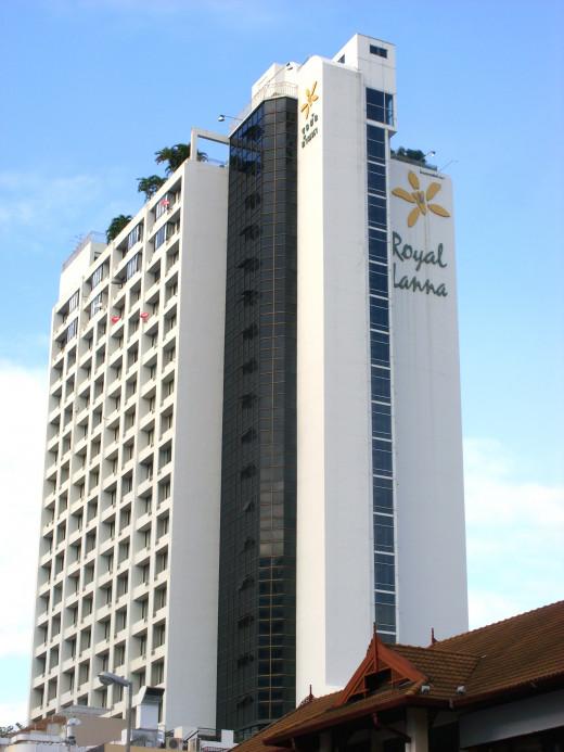 Royal Lanna Hotel, Chiang Mai, Thailand