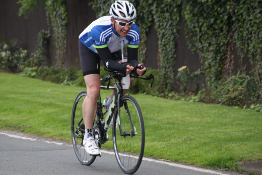 Cycling can help give you a mental break from running over the course of a long competitive season. It can also offer alternatives to racing in the form of Duathlon and Triathlon events