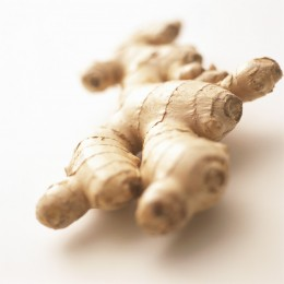 Foods that contain ginger can help with morning sickness