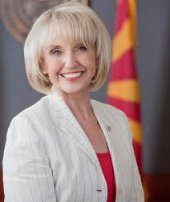 """I do not own this image.  It is from her government webpage obtained through a Google search for key words """"Jan Brewer."""""""