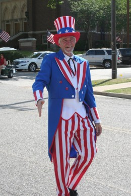 Uncle Sam wants you to buy U.S. Treasury Securities.