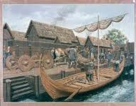 Jorvik's riverfront trade provided a centre for crafts and imports as well as exports to other kingdoms