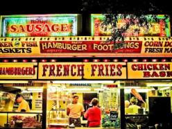 America's weird wild & wacky fair foods