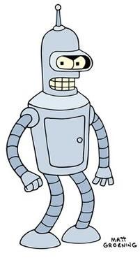 Bender - Futurama
