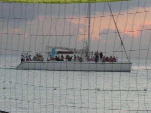 Couples Swept Away Catamaran Cruise