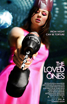 Theatrical Poster for The Loved Ones