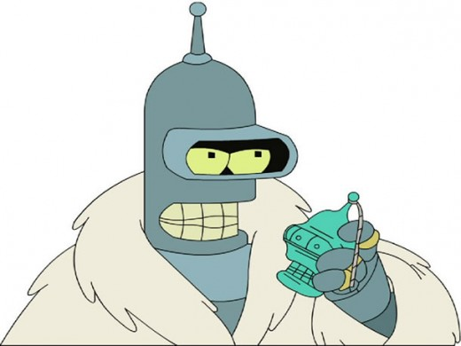 Bender - Futurama picture