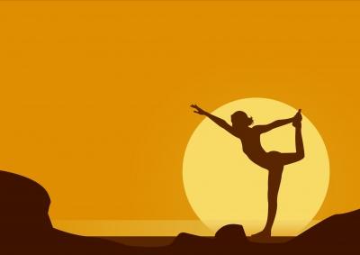 Ever tried Yoga?