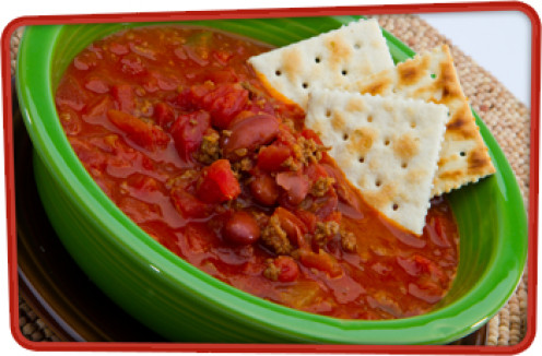 Chilli soup (West Virginia)
