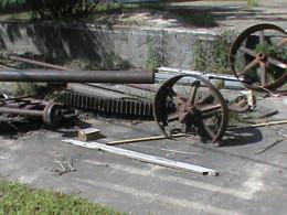 pre-1900's machinery