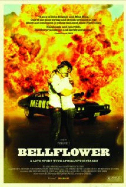 Bellflower is a low budget gem most have never seen.
