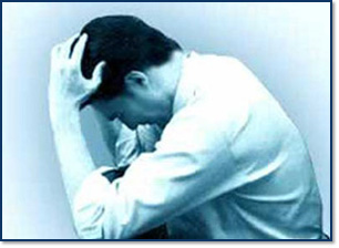There are many signs and symptoms of stress overload