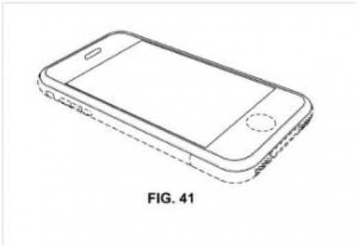 The design protected by the D'087 patent.