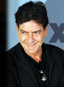 Charlie Sheen:  Where have you been?