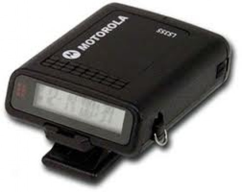 The Pager was a big deal before cell phones took over. It was especially helpful to emergency workers such as Doctors.