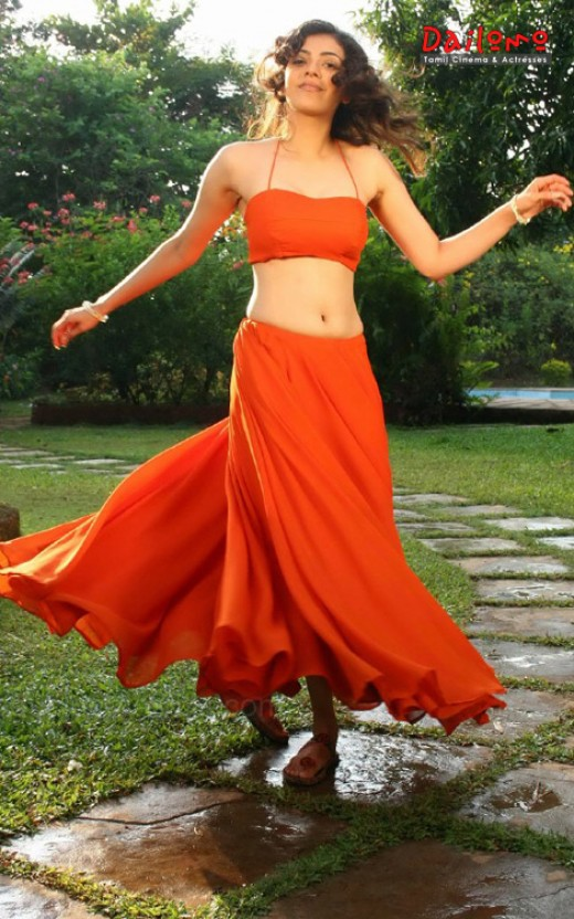 HOT ACTRESSKAJAL AGARWAL  PICTURES