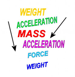 Force, Weight, Newtons, Velocity, Mass and Friction - Basic Principles of Mechanics