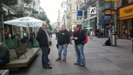 Nicolas, Michael & Richard